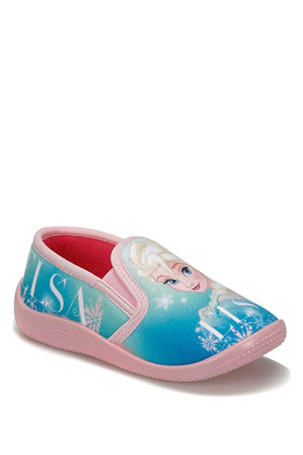 Frozen 92.LIA-2.P Mavi Kız Çocuk Panduf