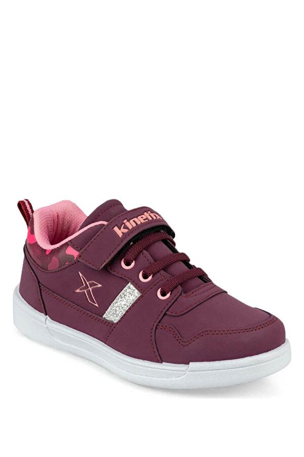 Kinetix ENKOS 9PR Mürdüm Kız Çocuk Sneaker