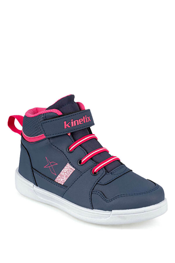 Kinetix ENKOS HI 9PR Lacivert Kız Çocuk Sneaker Hi