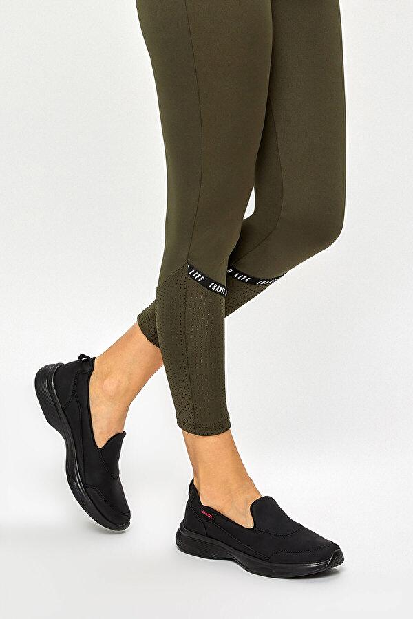 Kinetix DORIS W 9PR Siyah Kadın Comfort Ayakkabı