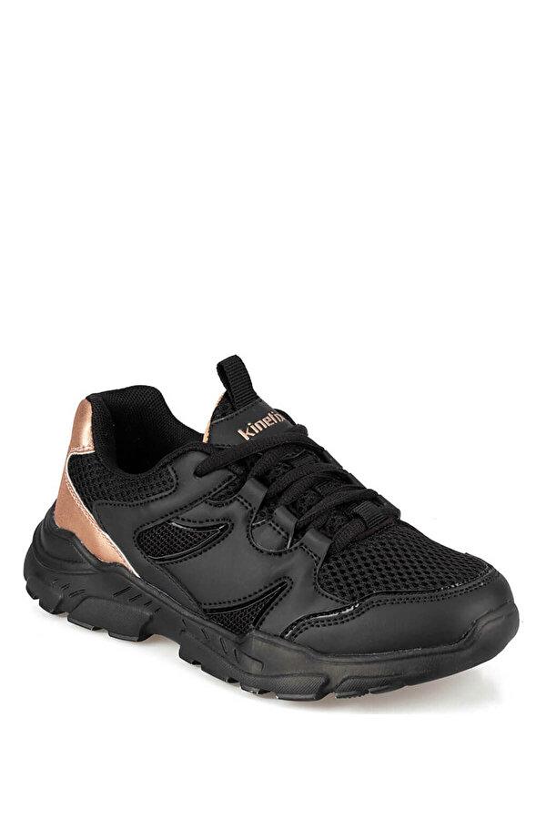 Kinetix SANDRA 9PR Siyah Kız Çocuk Yürüyüş Ayakkabısı