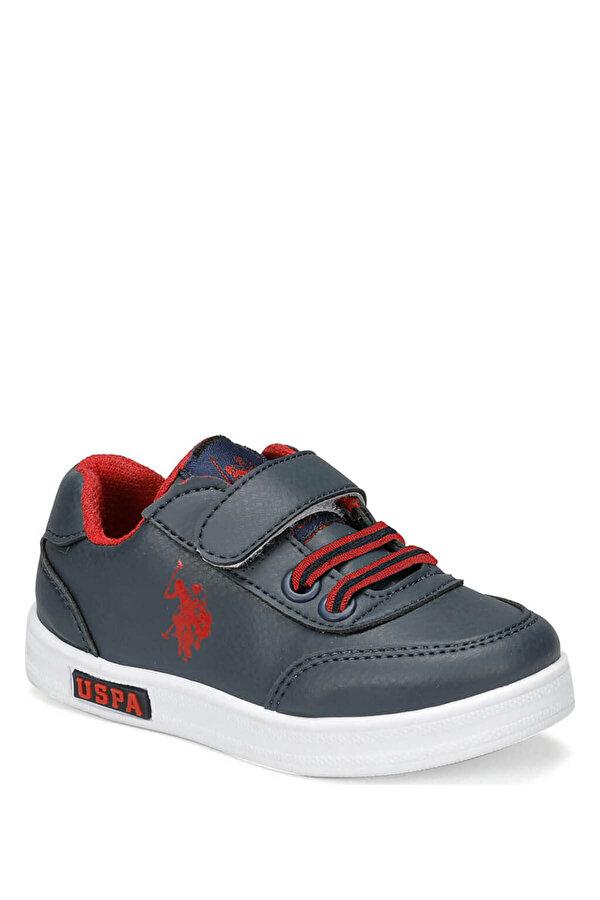 U.S. Polo Assn. CAMERON WT 9PR Lacivert Erkek Çocuk Sneaker