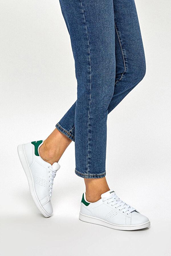 Kinetix PLAIN W 9PR Beyaz Kadın Sneaker