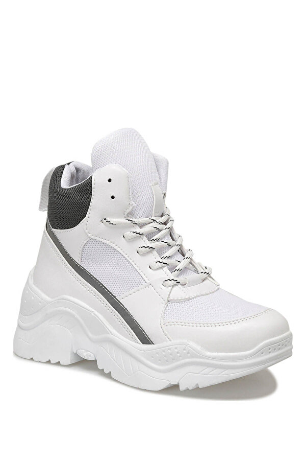 Butigo 19K-959 Beyaz Kadın Sneaker