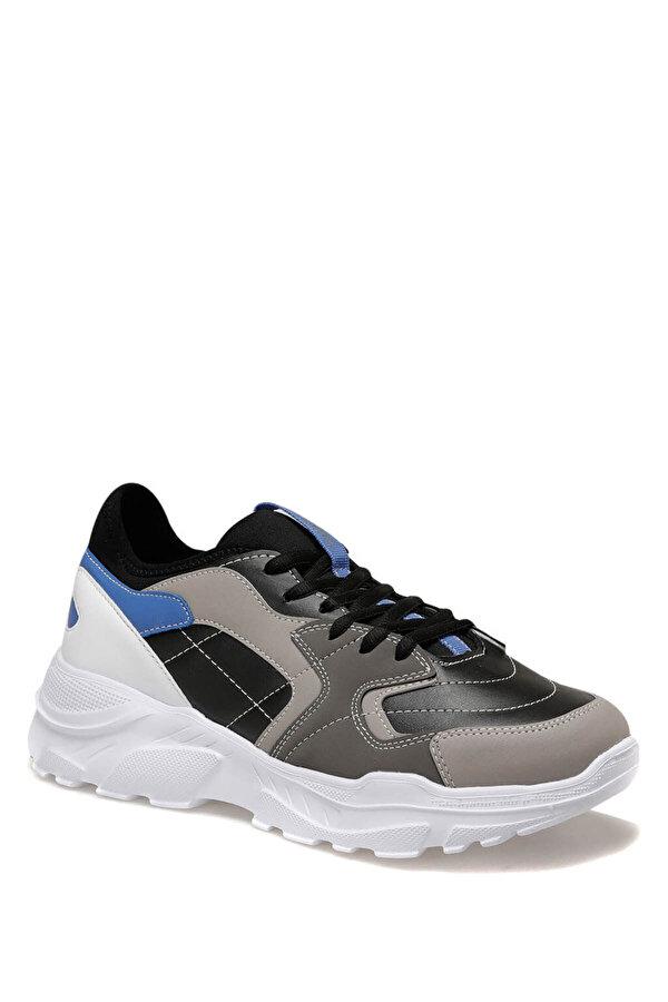Kinetix CAPE M 9PR Siyah Erkek Sneaker Ayakkabı