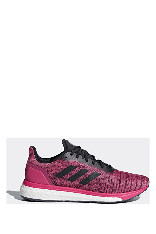 Adidas SOLAR DRIVE Mor Kadın Koşu Ayakkabısı