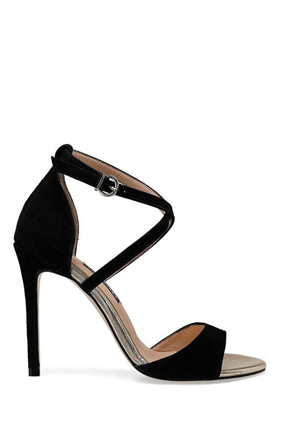 Nine West MORINA Siyah Kadın Sandalet