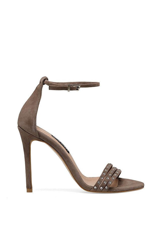 Nine West MYBELO Vizon Kadın Topuklu Ayakkabı