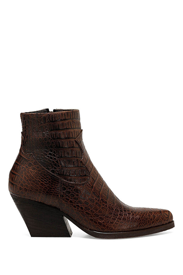Nine West WESTOR Kahverengi Kadın Topuklu Bot