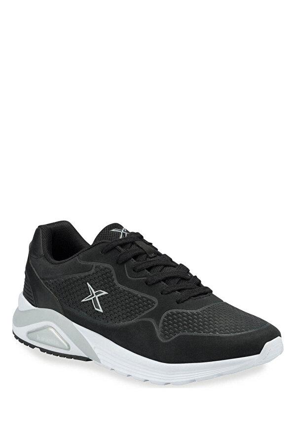 Kinetix FAUST PU M Siyah Erkek Sneaker Ayakkabı
