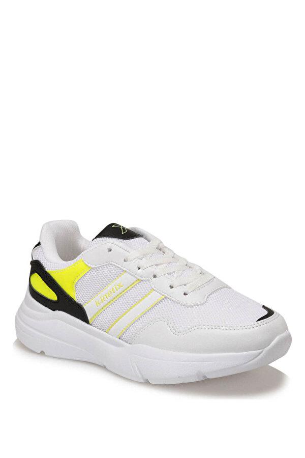 Kinetix SANTA MESH M Beyaz Erkek Çocuk Sneaker Ayakkabı