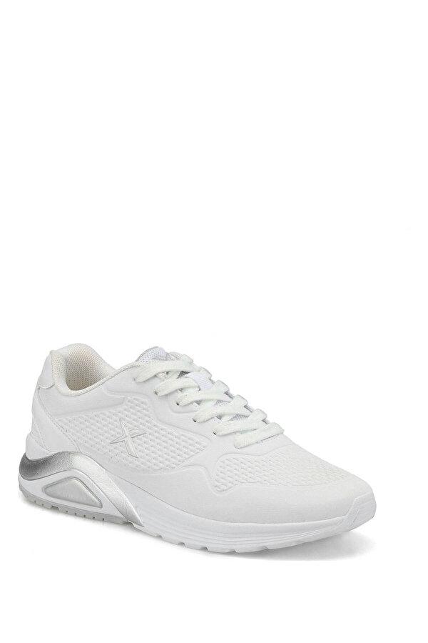 Kinetix FAUST PU W Beyaz Kadın Sneaker Ayakkabı
