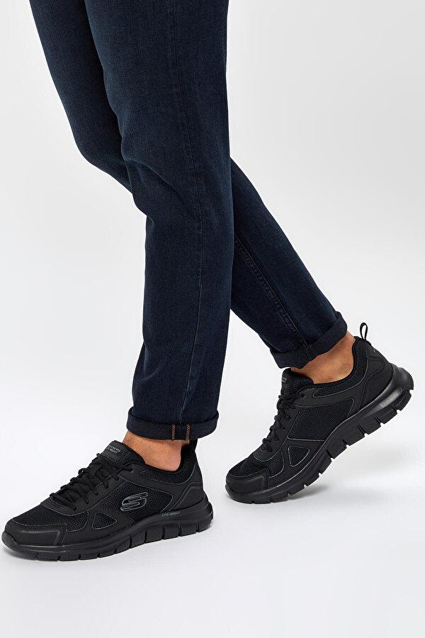 Skechers TRACK- SCLORIC Siyah Erkek Sneaker Ayakkabı