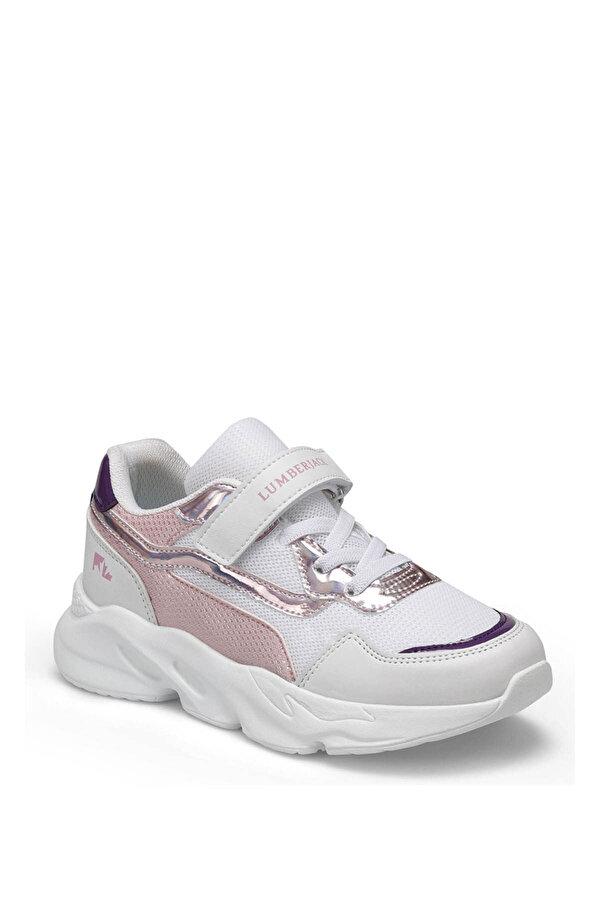 Lumberjack HELEN Beyaz Kız Çocuk Koşu Ayakkabısı