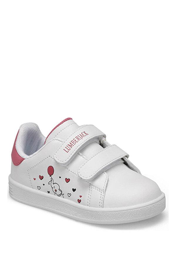 Lumberjack PASSION Beyaz Kız Çocuk Sneaker Ayakkabı