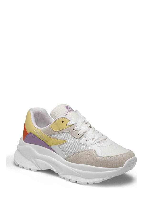 Lumberjack LAYLA Beyaz Kadın Sneaker