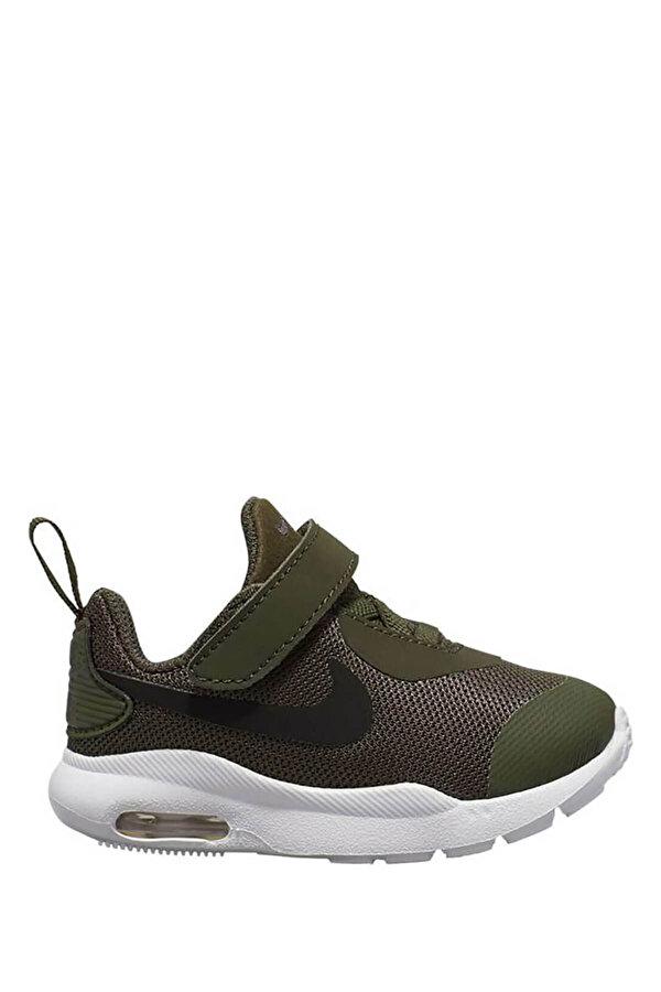 Nike AIR MAX OKETO (TDV) Haki Erkek Çocuk Koşu Ayakkabısı