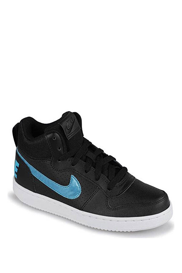 Nike COURT BOROUGH MID EP (PSV Siyah Erkek Çocuk Sneaker Hi