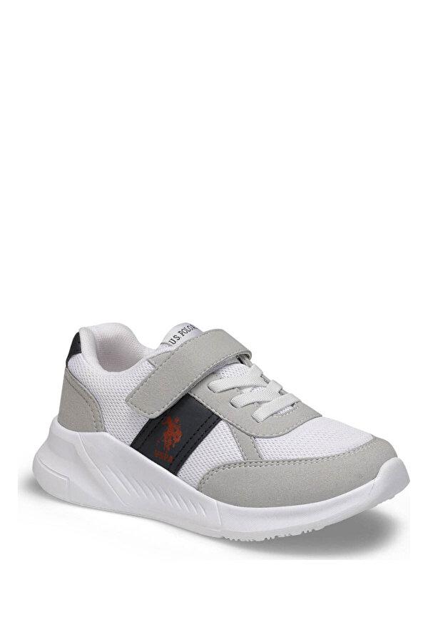 U.S. Polo Assn. IMPISH Beyaz Erkek Çocuk Yürüyüş Ayakkabısı
