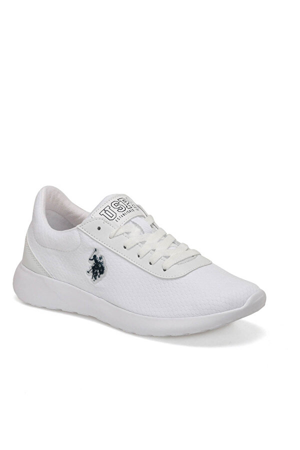 U.S. Polo Assn. RAINY Beyaz Kadın Sneaker Ayakkabı