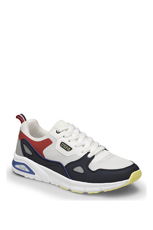 U.S. Polo Assn. VENUS Beyaz Erkek Sneaker Ayakkabı