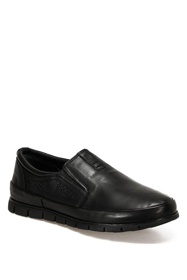 Dockers by Gerli 228000 Siyah Erkek Basic Comfort Ayakkabı