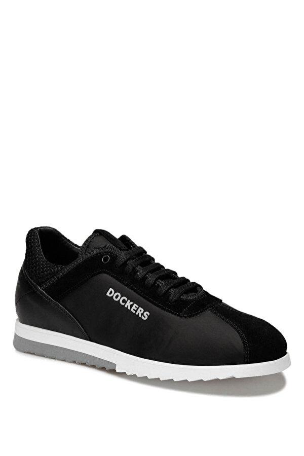 Dockers by Gerli 228155 Siyah Erkek Sneaker Ayakkabı