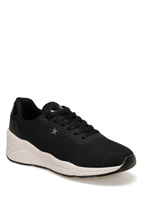 Kinetix HARROW Siyah Kadın Spor Ayakkabı