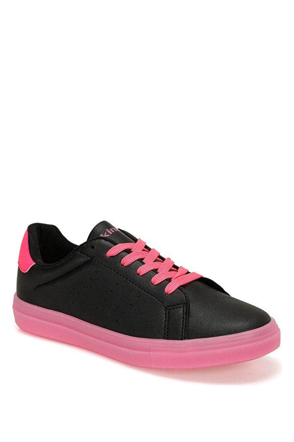 Kinetix HARVEY W Siyah Kadın Sneaker Ayakkabı