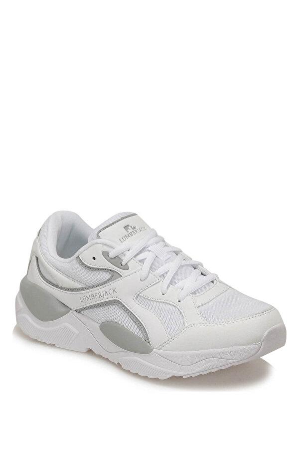 Lumberjack NEWTON Beyaz Erkek Koşu Ayakkabısı