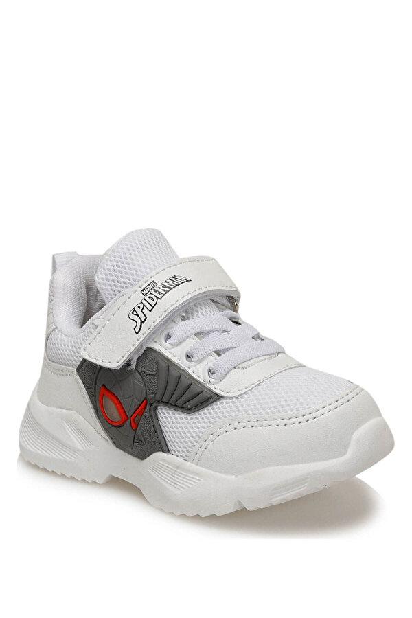 Spiderman DION.P Beyaz Erkek Çocuk Spor Ayakkabı