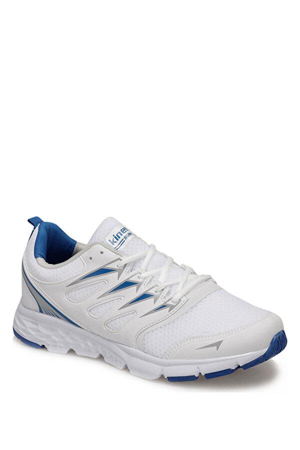 Kinetix ALPHA Beyaz Erkek Koşu Ayakkabısı