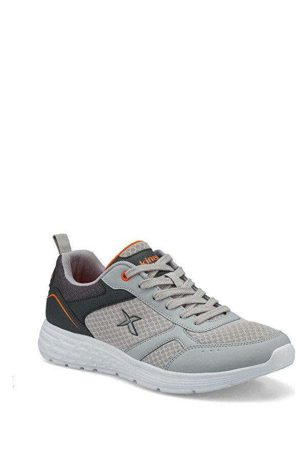 Kinetix APEX Gri Erkek Koşu Ayakkabısı
