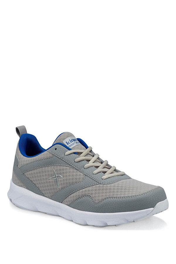 Kinetix MERUS Gri Erkek Koşu Ayakkabısı