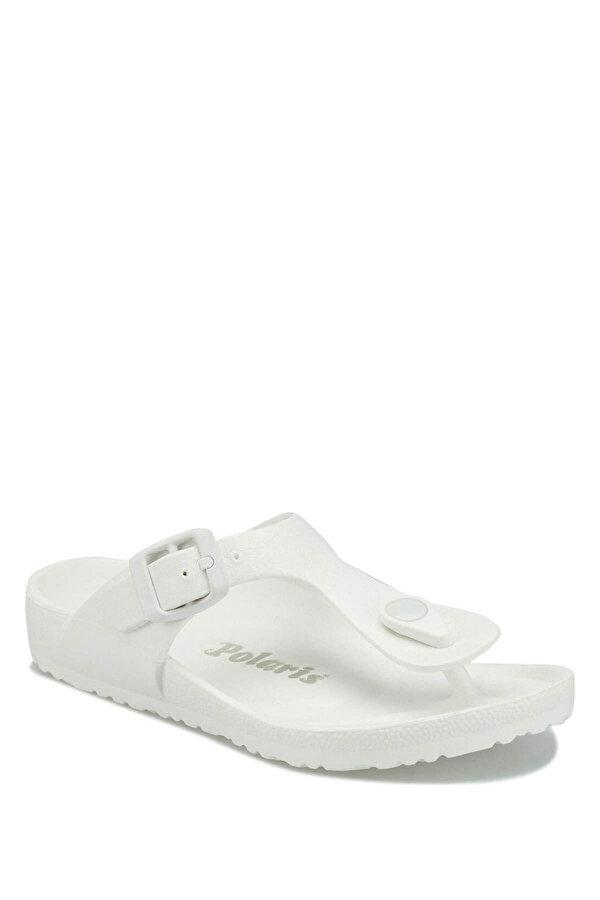 Polaris 512646.F Beyaz Kız Çocuk Deniz Ayakkabısı