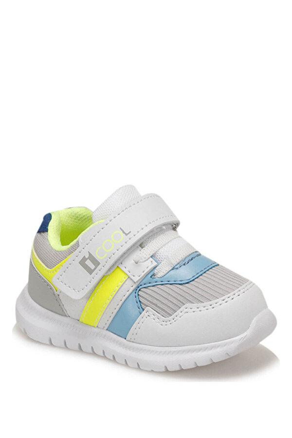 I Cool LINES Beyaz Erkek Çocuk Yürüyüş Ayakkabısı