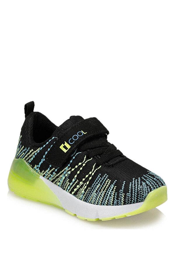 I Cool SOLE Neon Sarı Erkek Çocuk Yürüyüş Ayakkabısı