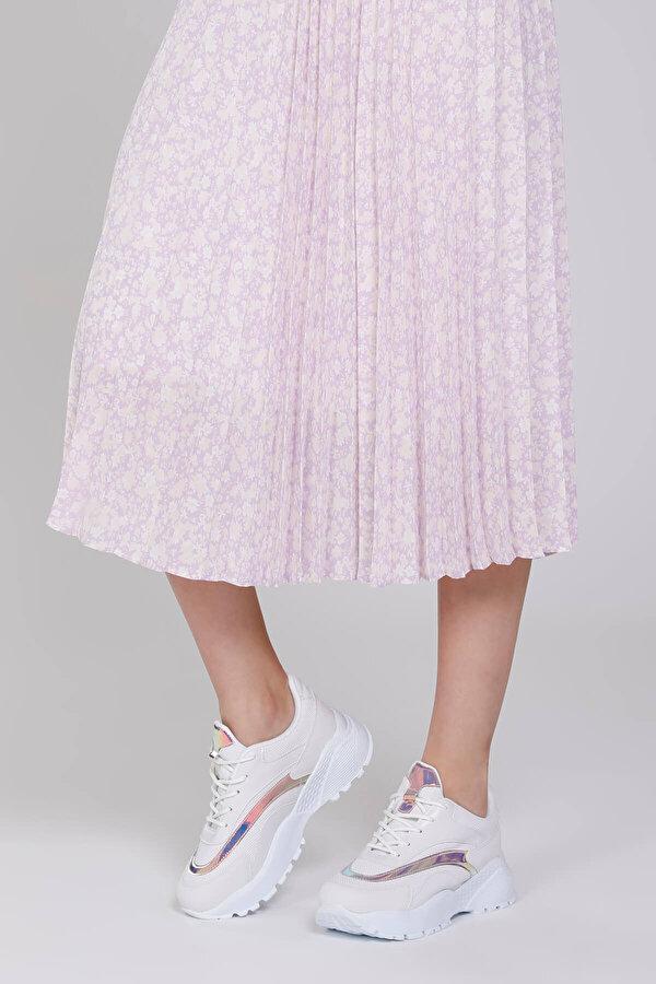Butigo 20S-548 Beyaz Kadın Sneaker Ayakkabı