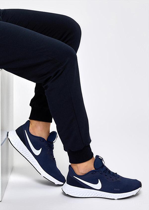 Nike REVOLUTION 5 Lacivert Erkek Koşu Ayakkabısı