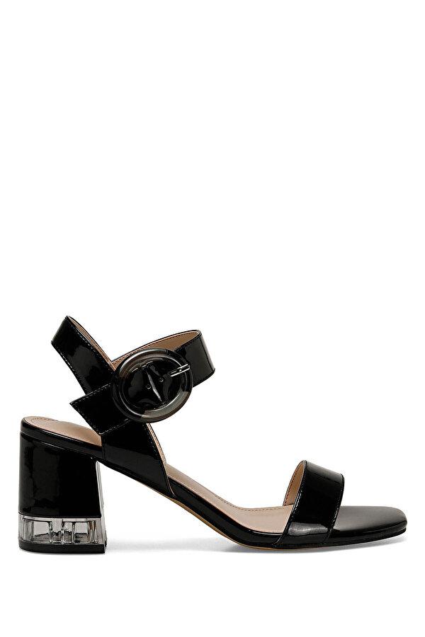 Nine West LENA Siyah Kadın Topuklu Sandalet