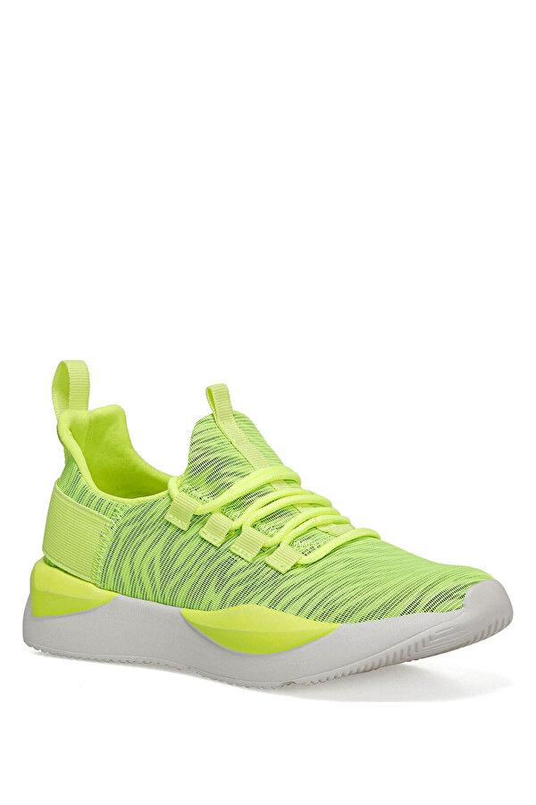 Nine West ROBAL Neon Sarı Kadın Sneaker