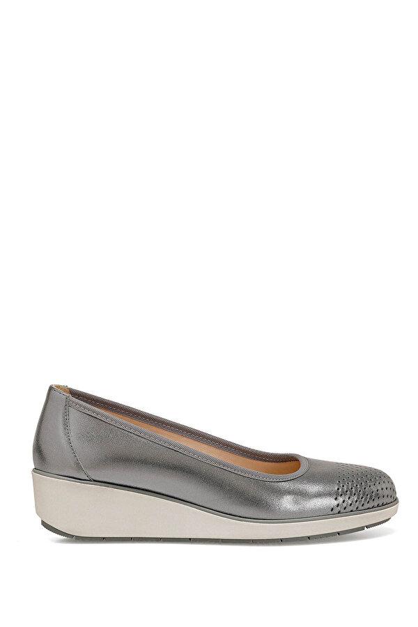 Nine West DIAMO PLATIN SARI Kadın Dolgu Topuk Ayakkabı