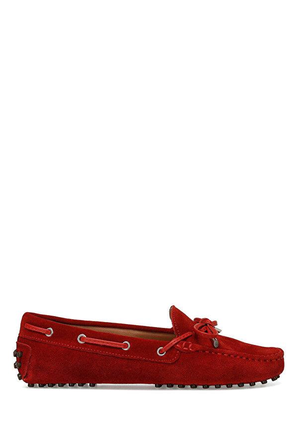 Nine West HOLT2 Kırmızı Kadın Loafer