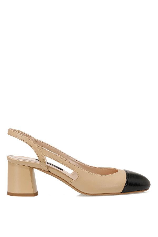 Nine West SENDAR Naturel Kadın Topuklu Ayakkabı