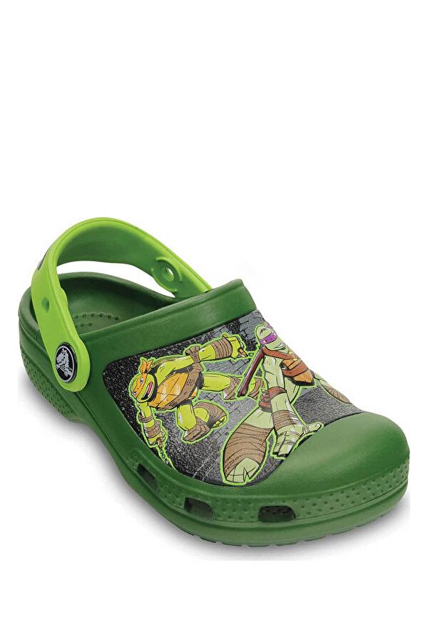Crocs CREATIVE TMNT CLOG Yeşil Erkek Çocuk Terlik