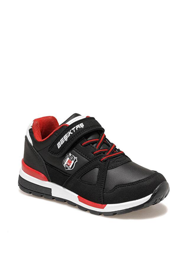 Bjk RIVERO PU  Siyah Erkek Çocuk Yürüyüş Ayakkabısı