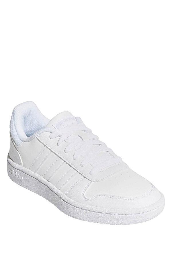 Adidas HOOPS 2.0 Beyaz Kadın Sneaker