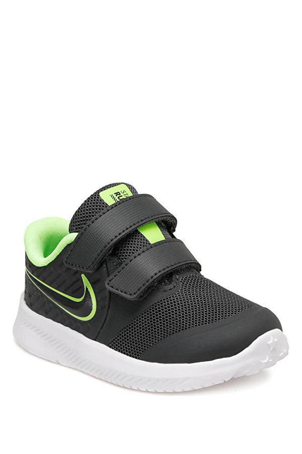 Nike AT1803-004 Siyah Erkek Çocuk Koşu Ayakkabısı