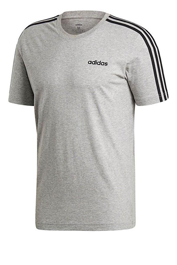 Adidas E 3S TEE Gri Erkek Kısa Kol T-Shirt