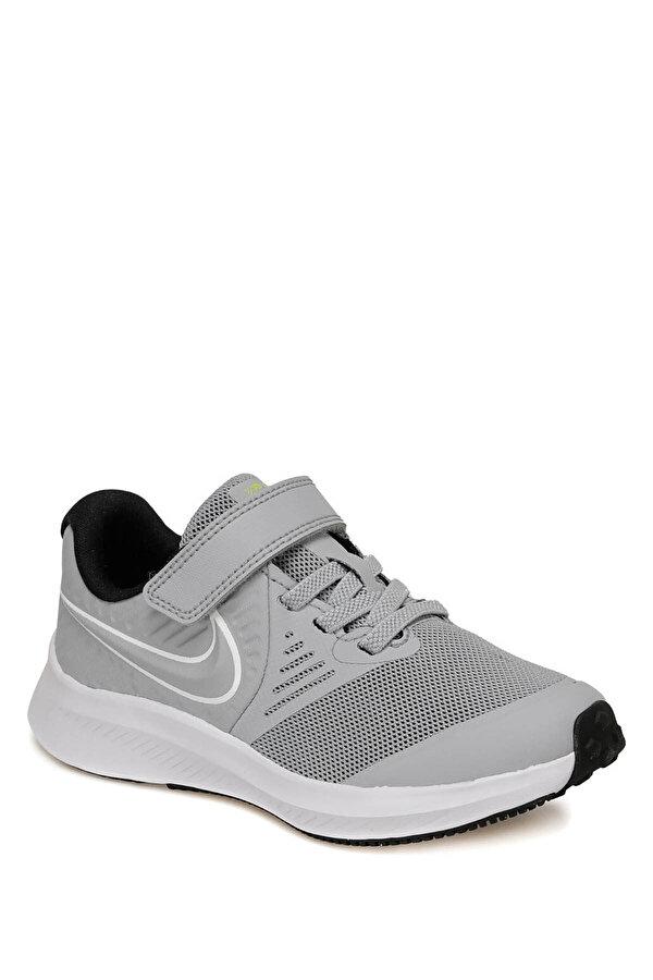 Nike STAR RUNNER Gri Erkek Çocuk Koşu Ayakkabısı